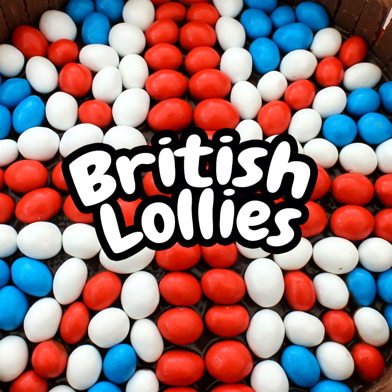 British Lollies
